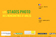 Stages Photos Arles